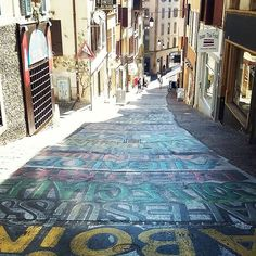 #neuchatel #streetart #graphite