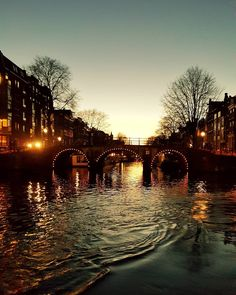 Amsterdam Netherlands... Photo by the @the_daily_traveller! This city stole my heart...