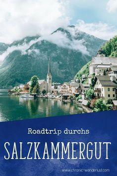 Roadtrip Europa, Hallstatt, Austria Travel, Travel Europe, Reisen In Europa, Best Cities, Beautiful World, Trip Planning, Adventure Travel