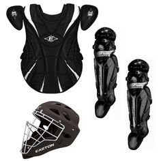 2e9ce1f6455 Easton Synge Adult Fastpitch Catchers Set. Full set only way to get this  helmet Slow