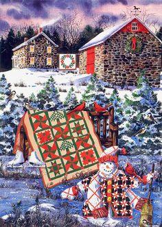 Diane Phalen Art Gallery - Christmas Cheer