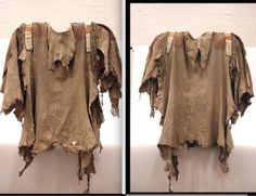 Shirt, eqrly 19th century.  Manchester Museums.  ac