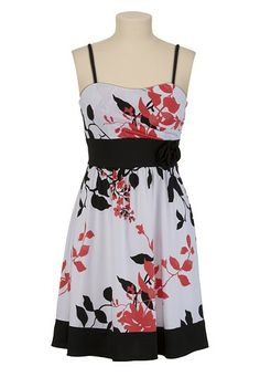 Haiku Print Cami Dress - maurices.com