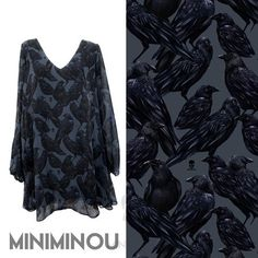 Vestido Boho Raven