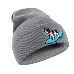 Stretchy /& Soft Winter Cap Pug Life21 Women Men Solid Color Beanie Hat Thin