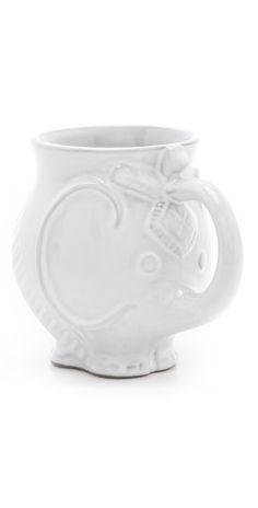 Jonathan Adler Utopia Elephant Mug | SHOPBOP
