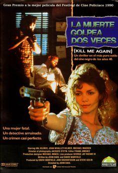 1989 - La muerte golpea dos veces - Kill Me Again - tt0097662