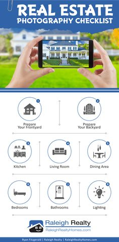 Real Estate Photos Checklist: How to Prepare your Home to Sell