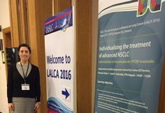 Talk to us at about democratization of precision #oncology at the IASLC #LALCA2016 in Panama on August 28 @skurnaz