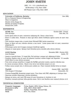 opensorceror/Data-Engineer-Resume-LaTeX: A LaTeX resume template ...