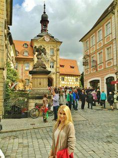 Visiting family in Bamberg (bayern) Germany