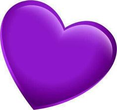 Image result for purple hearts