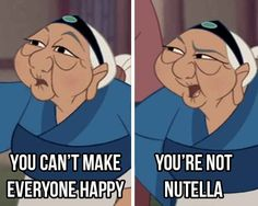 17 Disney Nutella Memes that are guaranteed to make you laugh - the best advice . - 17 Disney Nutella Memes that are guaranteed to make you laugh – the best advice ever given. 9gag Funny, Crazy Funny Memes, Really Funny Memes, Stupid Memes, Funny Relatable Memes, Haha Funny, Funny Cute, Happy Memes, Top Funny