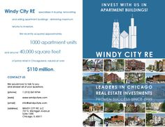 Investing in Apartment buildings in Chicago