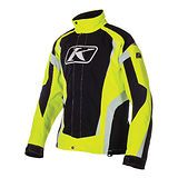 Speed-driven attitudes and KLIM-driven performance combine in the all-new Kinetic Jacket. GORE-TEX® Two Layer Performance Shell Technology and 100 Grams of THINSULATE™ Insulation team up to keep y. Motorcycle Outfit, Motorcycle Jacket, Mens Parka Jacket, The New School, Gore Tex, Winter Coat, Winter Snow, Mens Xl, Black N Yellow