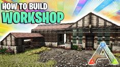 Hi Everyone I'm Aaron Longstaff: Welcome to my channel that is devoted to building in ARK. with tutorials, Speed builds, let's play's plus Live streams Thank. Work Shop Building, Base Building, Building Ideas, Wooden Pillars, Stone Pillars, Survival Shop, Survival Tips, Ark Survival Evolved Tips, Ark Ps4