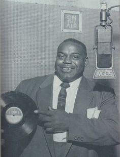 Songwriter and standup bass player extaordinaire: Willie Dixon