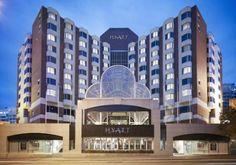 Hyatt hotel, Perth