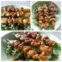 Tandoori Chicken, Shrimp, Bacon, Grilling, Paleo, Meals, Cooking, Ethnic Recipes, Cook Books