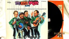 1968 The Irish Rovers All Hung Up Decca LP 33 Vinyl Record DL 75037 Stereo Folk #TraditionalFolk