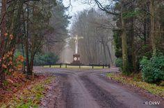 Het Kruis van Blommerschot, Zandhoven, Kempen, België.