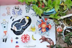 Céramicas Valentina Ovalle para La Casa de Dorothy @LA CASA DE DOROTHY