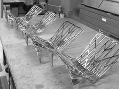 david adjaye: the washington collection for knoll  - designboom | architecture & design magazine