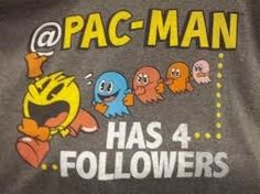 Pacman might need a better social strategy. Social Media Humor, Social Media Digital Marketing, Social Media Tips, Pac Man, Marketing Quotes, Start Up Business, Funny Cartoons, Funny Photos, The Funny