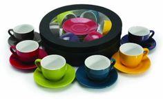Amazon.com: Espresso Cups: Kitchen & Dining