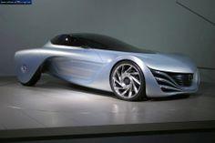 Concept Cars | Mazda Taiki Concept Car 2009
