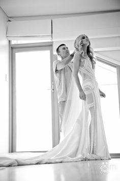 elegant black tie wedding0035 - Image 329127 - Polka Dot Bride
