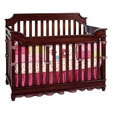 Babies 'R' Us Newcastle Convertible Crib - Rustic Cherry 2nd choice since 1st pick I can not order now from any where