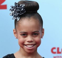 ASIA MONET RAY HITS THE RED CARPET » Black Celebrity Kids