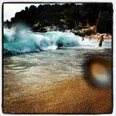 .@Juan Ruiz   Hoy no era un buen dia para bañarse... Pero hacía tanto calor...