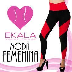 Encuentra en #ekala los #legginsreductores a tu medida y #sientetebella #modafemenina #estiloycomodidad