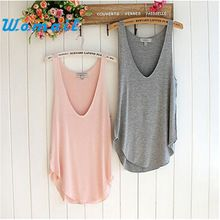 Like and Share if you want this  Shocking Show Amazing Fashion Summer Woman Lady Sleeveless V-Neck Candy Color Vest Loose Tank Tops Summer Style     Tag a friend who would love this! For US $2.24    FREE Shipping Worldwide     Get it here ---> http://womensclothingdeals.com/products/shocking-show-amazing-fashion-summer-woman-lady-sleeveless-v-neck-candy-color-vest-loose-tank-tops-summer-style/