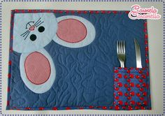 Sewing Projects Easter Mug Rugs 15 Ideas Table Runner And Placemats, Quilted Table Runners, Sewing Crafts, Sewing Projects, Craft Projects, Cot Bumper, Craft Stalls, Felt Baby, Sewing Appliques