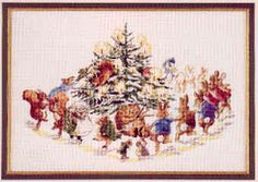 free christmas cross stitch patterns - Bing Images