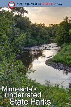 11 Under-Appreciated State Parks In Minnesota You're Sure To Love - Hiking Camping Places, Camping And Hiking, Hiking Gear, Minnesota Camping, Minnesota Hiking Trails, Minnesota Funny, Colorado Hiking, State Parks, Outdoor Travel