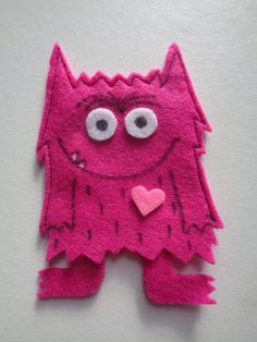 Emotions Preschool, Diy And Crafts, Crafts For Kids, Kindergarten, Colors And Emotions, Finger Puppets, Monster, Science And Nature, Fun Games