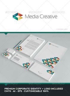 Media Creative - Corporate Identity