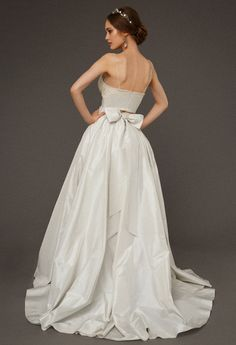 Delphinia Two Piece Wedding Dress By Victoriaspirina Separates