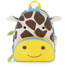 In love with this adorable kiddo backpack!! Amazon.com: Skip Hop Zoo Pack Little Kid Backpack, Owl: Baby