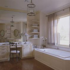 the mirror is for sure going in my bathroom. the shelves on the wall are also an amazing idea.