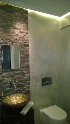 Gut Badgestaltung Von Maler Tommaso. Wandgestaltungen Fugenlos Auch Im  Badezimmer. Badezimmer Renovieren Wir In Lippstadt