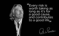 Branson - Calculated Risk