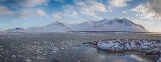 Borgarnes Iceland - Im Fjord von Borgarnes durften wir diese wunderbare Stimmung einfangen. In the fjord of Borgarnes we were able to capture this wonderful atmosphere. Explore, Mountains, Nature, Travel, Mood, Naturaleza, Viajes, Destinations, Traveling