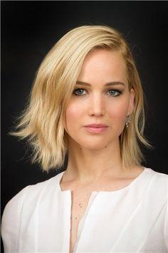 Jennifer Lawrence: 8 peinados para el corte bob