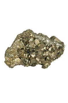 15 New Pieces For Instant Decor Cred #refinery29 Pyrite cluster http://www.refinery29.com/home-accents#slide11  The Update: So rough, yet so glam. Reminiscent of an earth science field trip. How could you not?