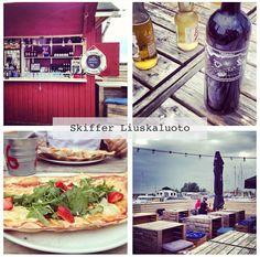 Helsingin pizzapaikkoja: Skiffer, St. Urho